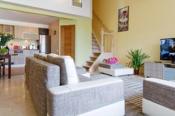 Daugava Lux Apartments - фото 18