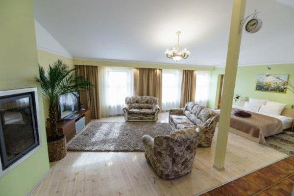 Daugava Lux Apartments - фото 20