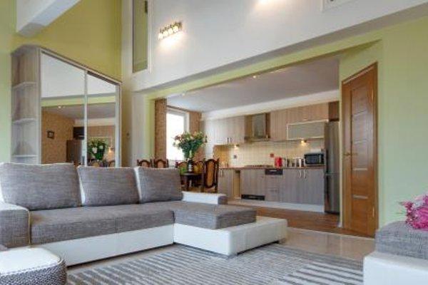 Daugava Lux Apartments - фото 21