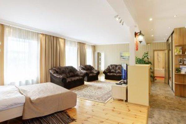 Daugava Lux Apartments - фото 7