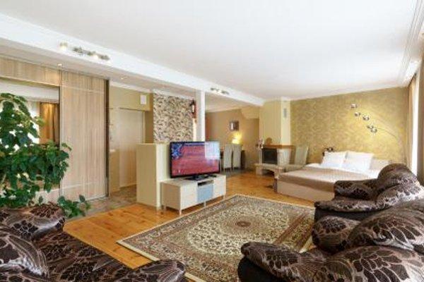 Daugava Lux Apartments - фото 8