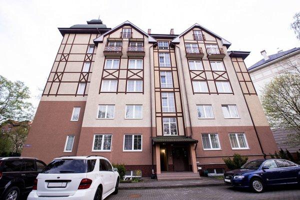 Апартаменты Солнечный Светлогорск - фото 22