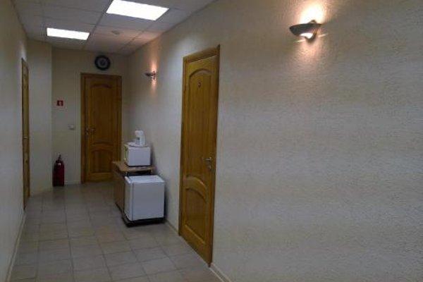 Отель Кураж - фото 18