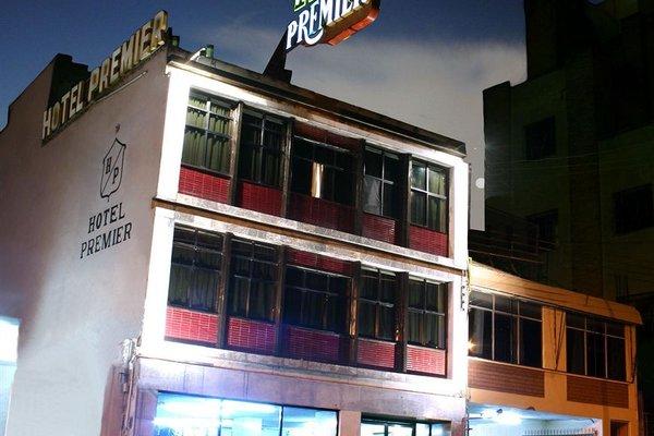 Hotel Premier Saltillo Coahuila - фото 21