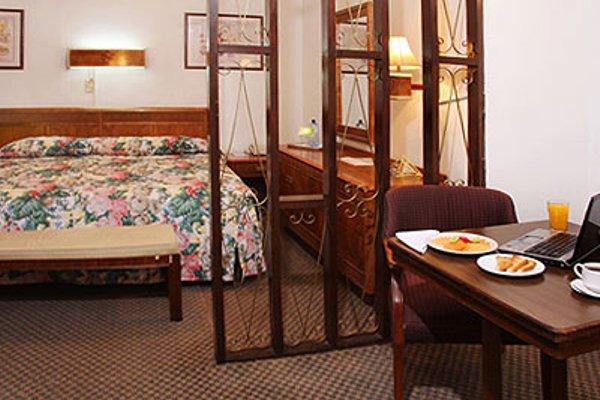 Hotel Premier Saltillo Coahuila - фото 5