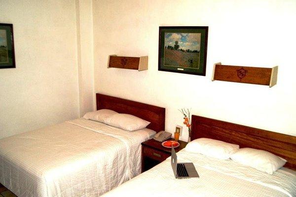 Hotel Premier Saltillo Coahuila - фото 7