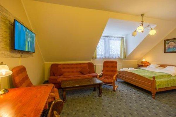 Hotel Diament - фото 11