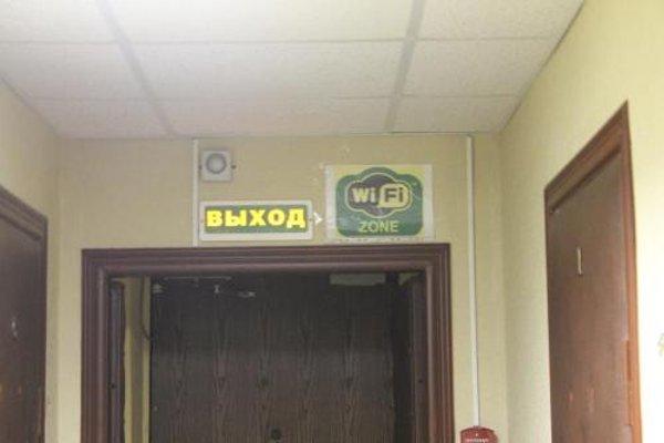 Гостиница Верба - 21