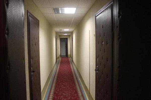 Гостиница Верба - 22
