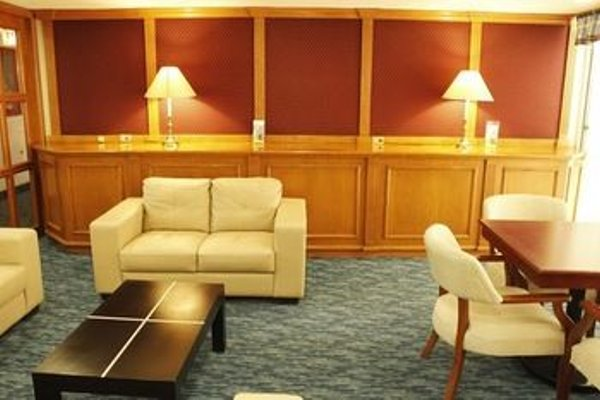 Quality Inn & Suites Saltillo Eurotel - фото 6