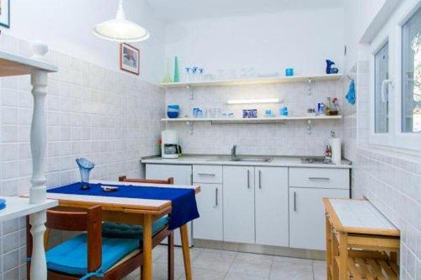 Plavi Zal Apartment - фото 10