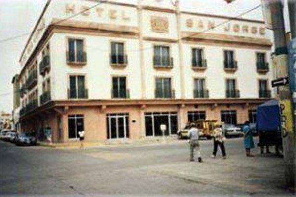 Hotel San Jorge - фото 18