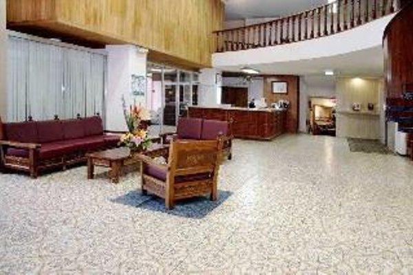 Hotel San Jorge - фото 5