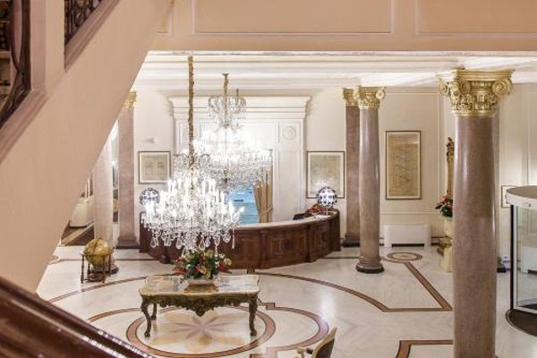 Grand Hotel Rimini e Residenza Parco Fellini - фото 17