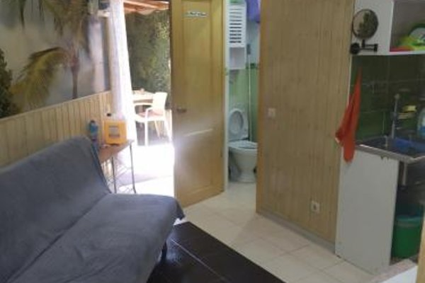 Apartment on Kubanskaya - 15