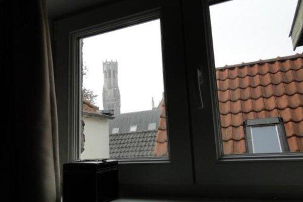 Zucchero Apartment Brugge - фото 12