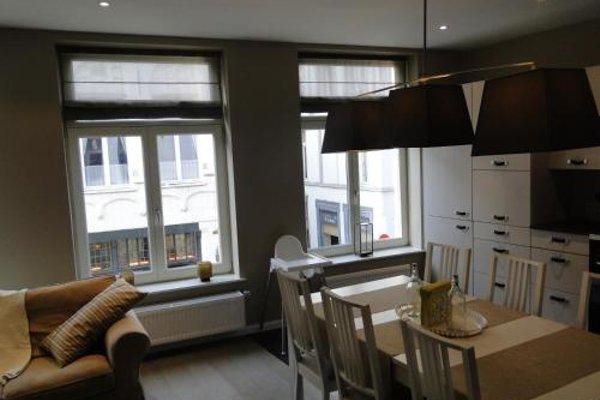 Zucchero Apartment Brugge - фото 13