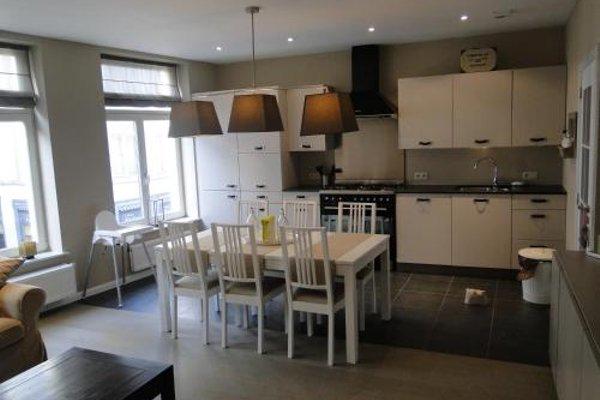Zucchero Apartment Brugge - фото 8