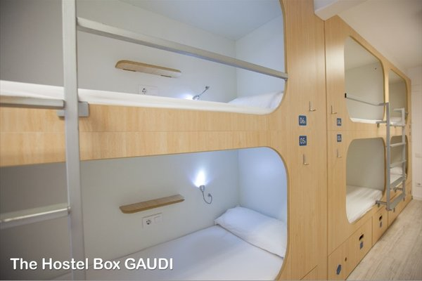 Hostel One Gaudi (ех. The Hostel Box Gaudi) - фото 3
