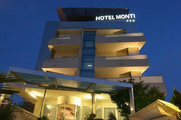 Hotel Monti - фото 23