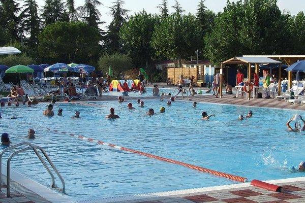 Villaggio Turistico - Camping San Benedetto - фото 17