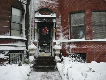 Гестхаус 463 Beacon Street Guest House