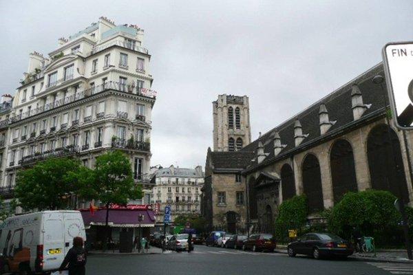 Apart of Paris - Le Marais - Rue au Maire - фото 12