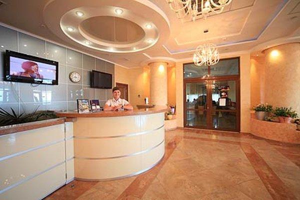 Курортный отель Ripario Econom - фото 11