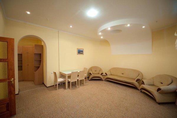 Курортный отель Ripario Econom - фото 7