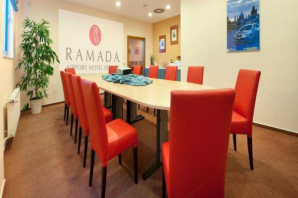 Ramada Airport Hotel Prague - фото 18
