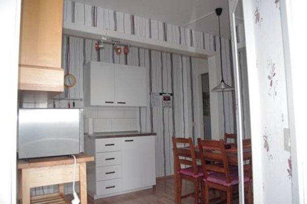 Ferien- und Appartementhaus Krabbe - фото 50