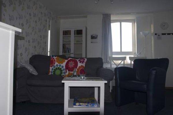 Ferien- und Appartementhaus Krabbe - фото 10