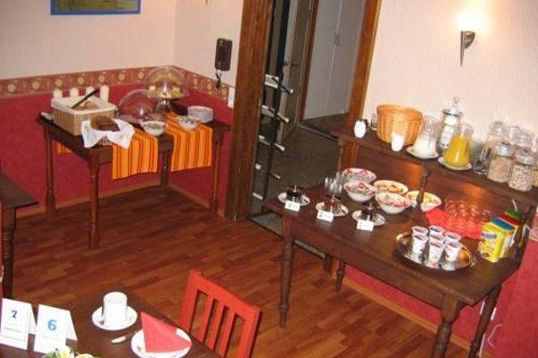 Ferien- und Appartementhaus Krabbe - фото 17