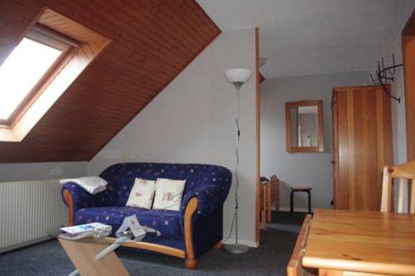 Ferien- und Appartementhaus Krabbe - фото 20