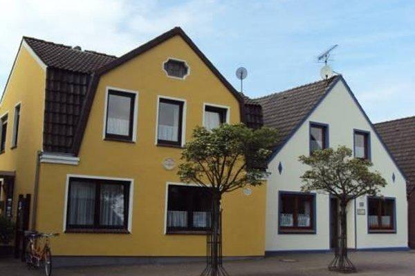 Ferien- und Appartementhaus Krabbe - фото 22