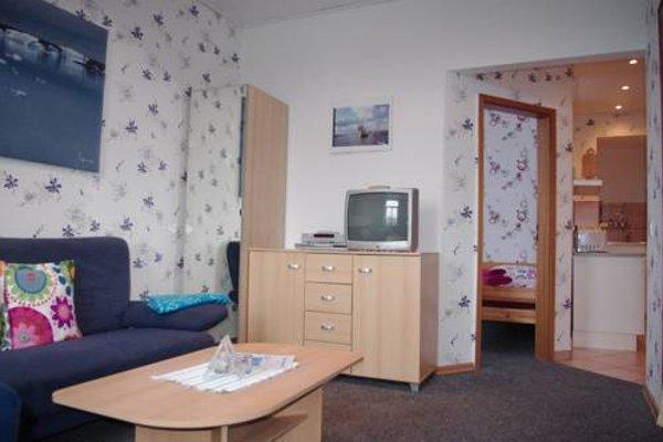 Ferien- und Appartementhaus Krabbe - фото 4