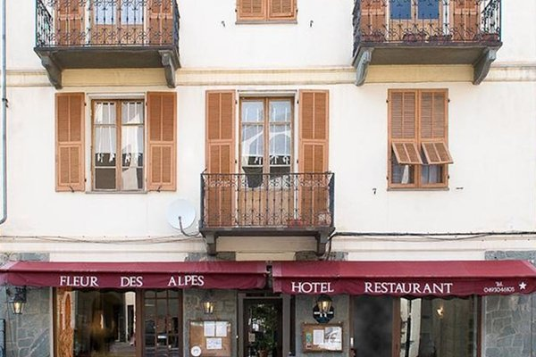 Hotel Fleur des Alpes - фото 12
