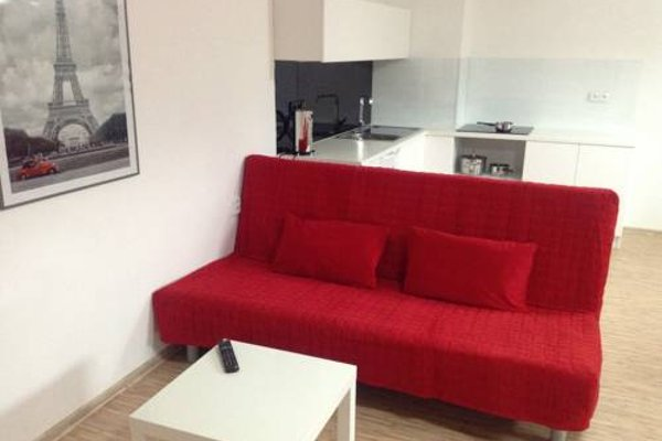 Red Travel Apartment - фото 4