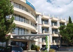 Фото 1 отеля Отель Аквапарк - Алушта, Крым