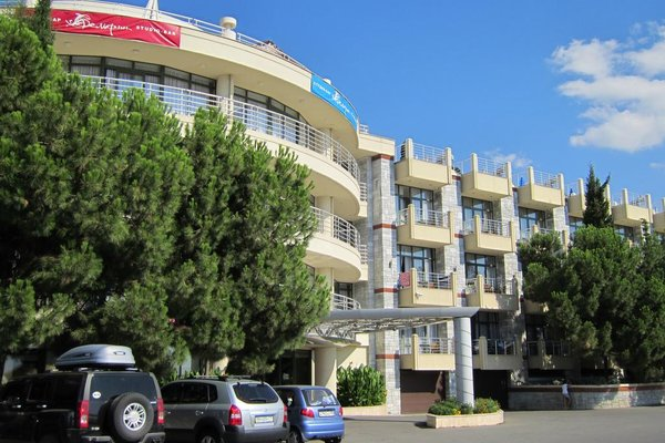 Отель Аквапарк - 23