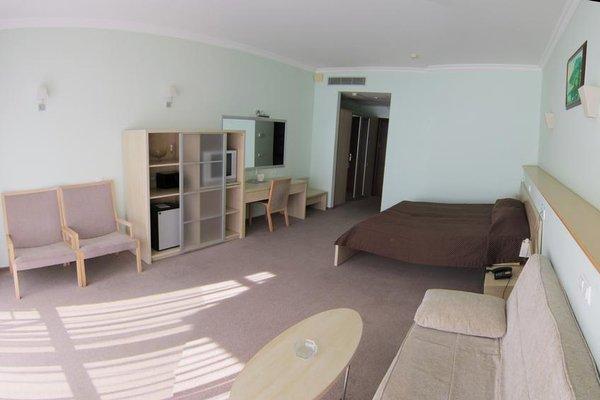 Отель Аквапарк - 6