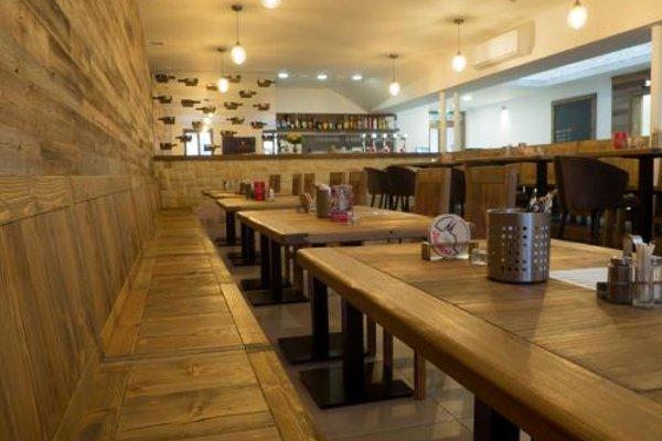 Restaurace a Penzion Palava - 18