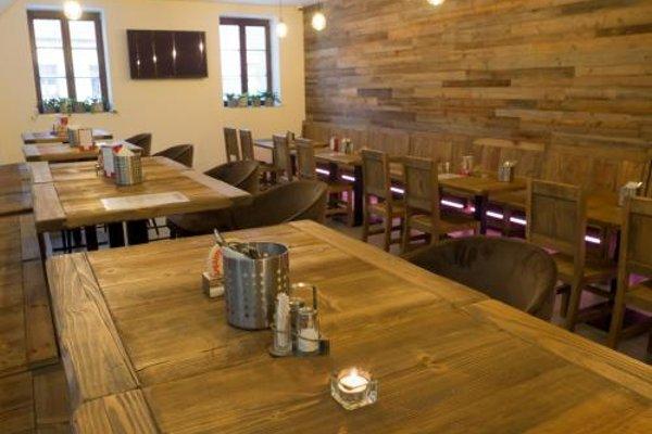 Restaurace a Penzion Palava - 21