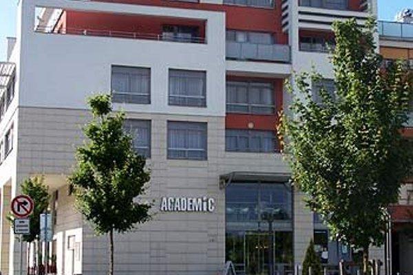Academic Hotel & Congress Centre - фото 23