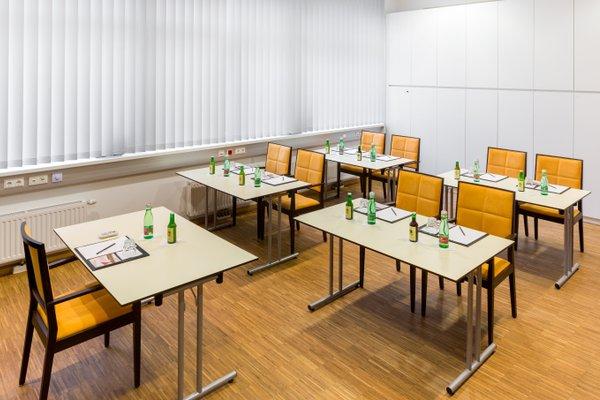 Hotel Zeitgeist Vienna Hauptbahnhof - фото 19