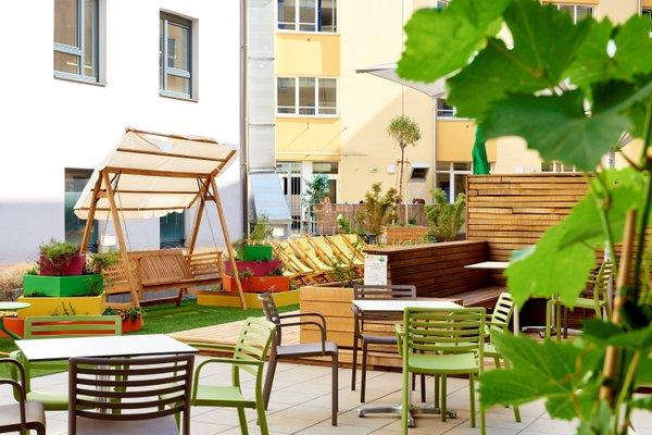 Hotel Zeitgeist Vienna Hauptbahnhof - фото 20