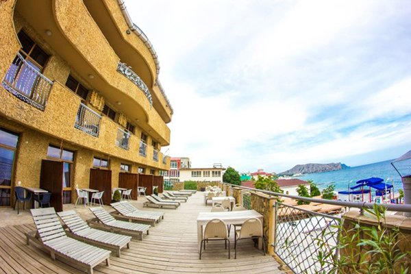 Гостиница Астарта - фото 36