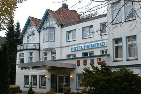 Hotel Heimfeld - Retro Design - фото 13