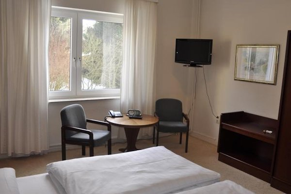 Hotel Heimfeld - Retro Design - фото 9