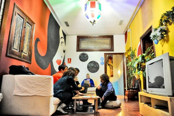 Sevilla Inn Hostel - фото 15
